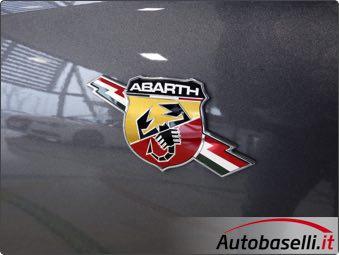 ABARTH 500 1.4 16V TJET BICOLORE
