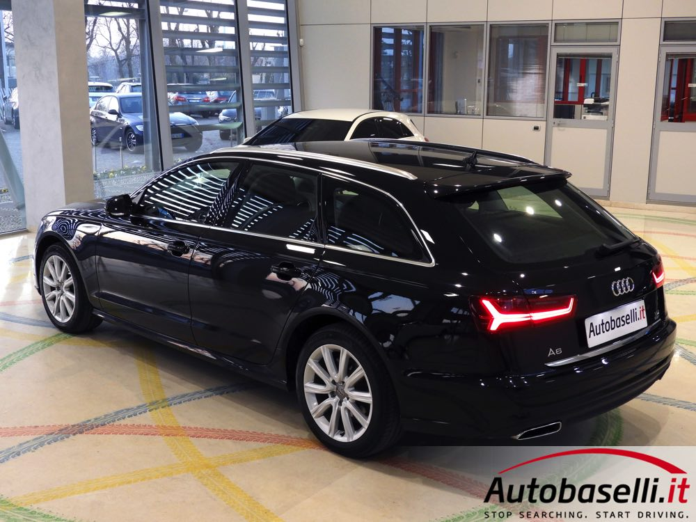 Audi A6 Sw 2 0 Tdi Ultra Business Plus 190cv S Tronic Cambio Automatico Pad Navigatore Plus