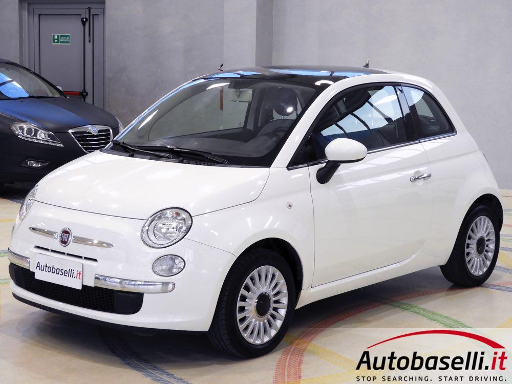 Fiat 500 1 2 69 Cv Lounge Autobaselli It