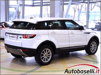 LAND ROVER EVOQUE 5 PORTE 2.2 SD4 190CV PURE 4X4