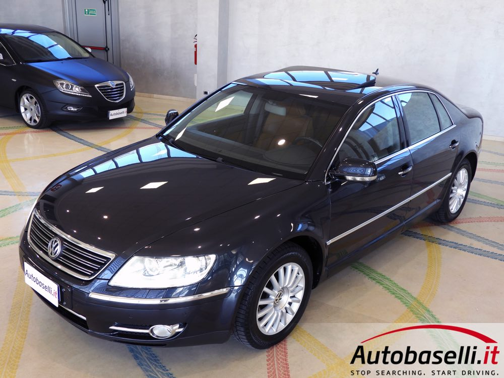 volkswagen phaeton 3 0 v6 tdi 4motion dpf individual. Black Bedroom Furniture Sets. Home Design Ideas