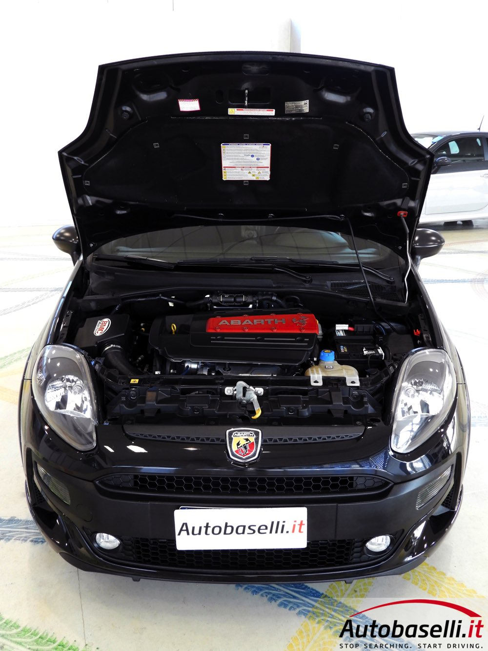punto evo abarth 1 4 16v m air supersport 180cv navigatore