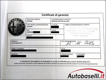 ALFA ROMEO GIULIETTA 2.0 JTDM DISTINCTIVE 140CV