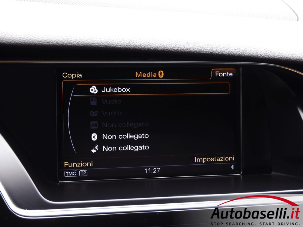 audi a5 sportback 2 0 tdi quattro business s tronic s line 190cv cambio automatico navigatore. Black Bedroom Furniture Sets. Home Design Ideas
