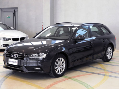 2013 Audi A4 Station Wagon Wwwpicturessocom