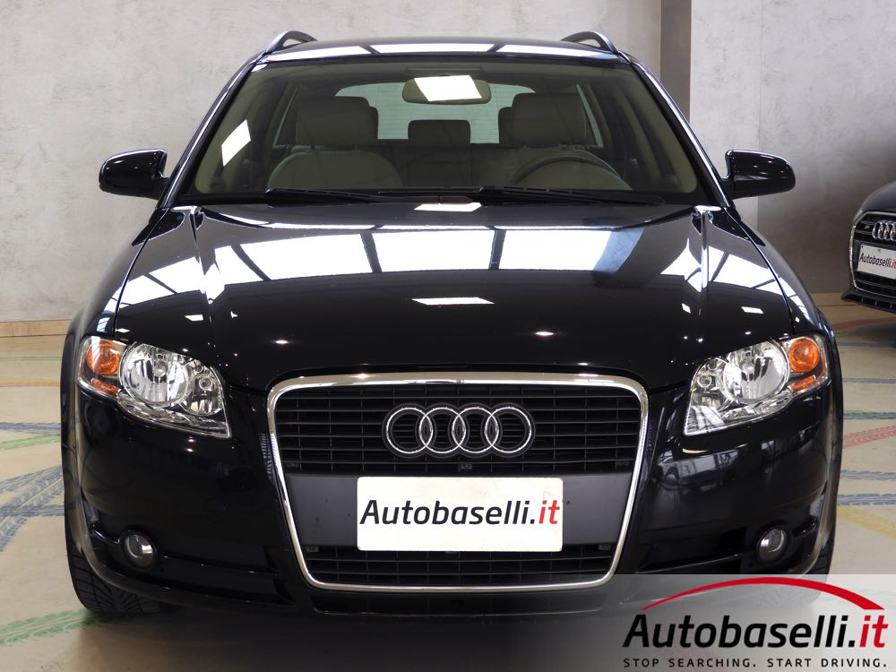 audi a4 avant 2 0 tdi 140cv fap climatizzatore bi zona. Black Bedroom Furniture Sets. Home Design Ideas