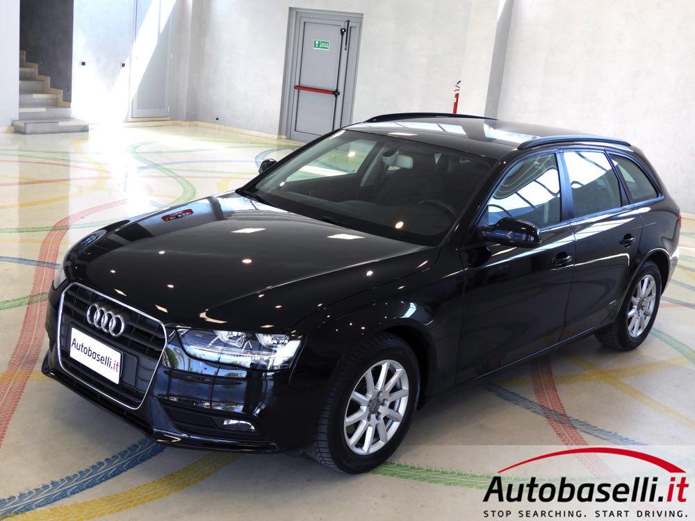 Audi A4 Avant 20 Tdi Climatizzatore Cruise Control Radio Cd