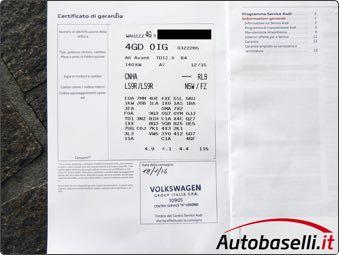 AUDI A6 SW 2.0 TDI ULTRA BUSINESS PLUS S-TRONIC