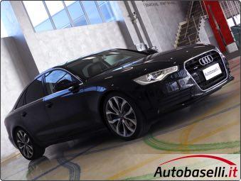 AUDI A6 3.0 V6 TDI QUATTRO BUSINESS PLUS S-TRONIC 245CV