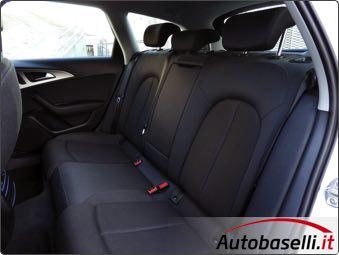 AUDI A6 AVANT 2.0 TDI MULTITRONIC 177 CV