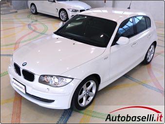 BMW 116 D 5 PORTE EDITION