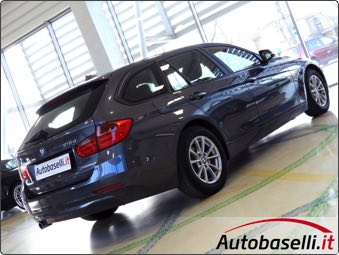 BMW 318 D TOURING BUSINESS AUTOMATICA