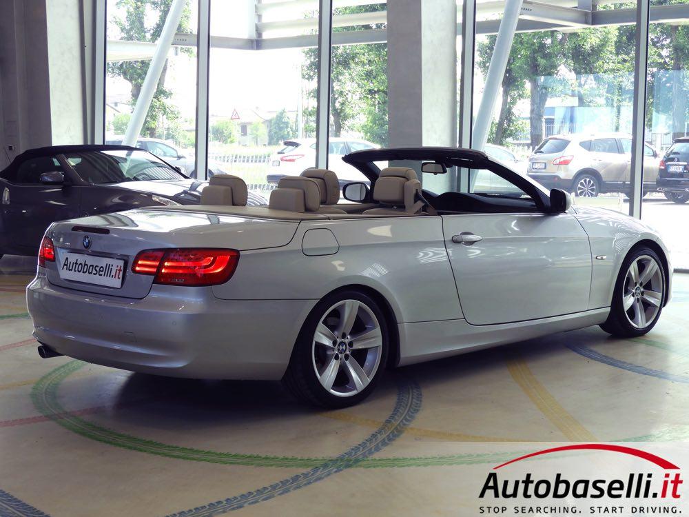 bmw 320d cabriolet futura automatica 184cv