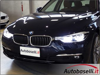 BMW 320 D TOURING LUXURY AUTOMATICA 190 CV