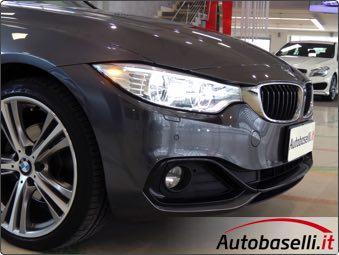 BMW 420 XDRIVE COUPE SPORT