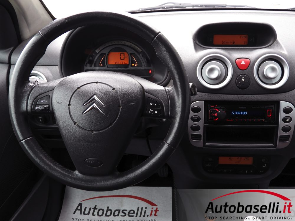 citroen c2 1 4 hd excite vtr 70cv climatizzatore digitale