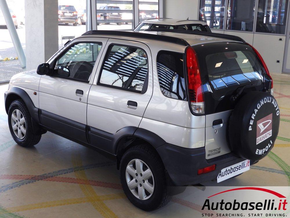 DAIHATSU TERIOS 1.3 4WD 86 CV - Autobaselli.it