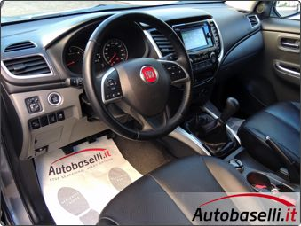 FIAT FULLBACK 2.4 LX GOLD DOPPIA CABINA 4WD 180CV