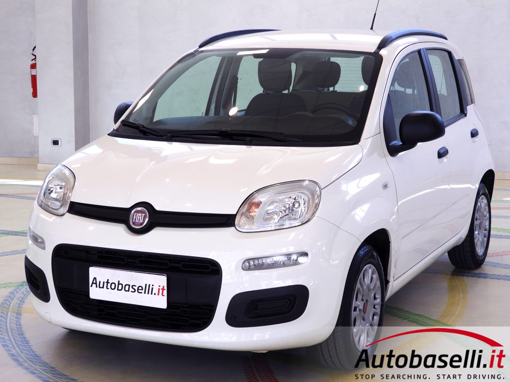 fiat panda 1 2 easy climatizzatore radio cd servosterzo airbag asr city retronebbia. Black Bedroom Furniture Sets. Home Design Ideas