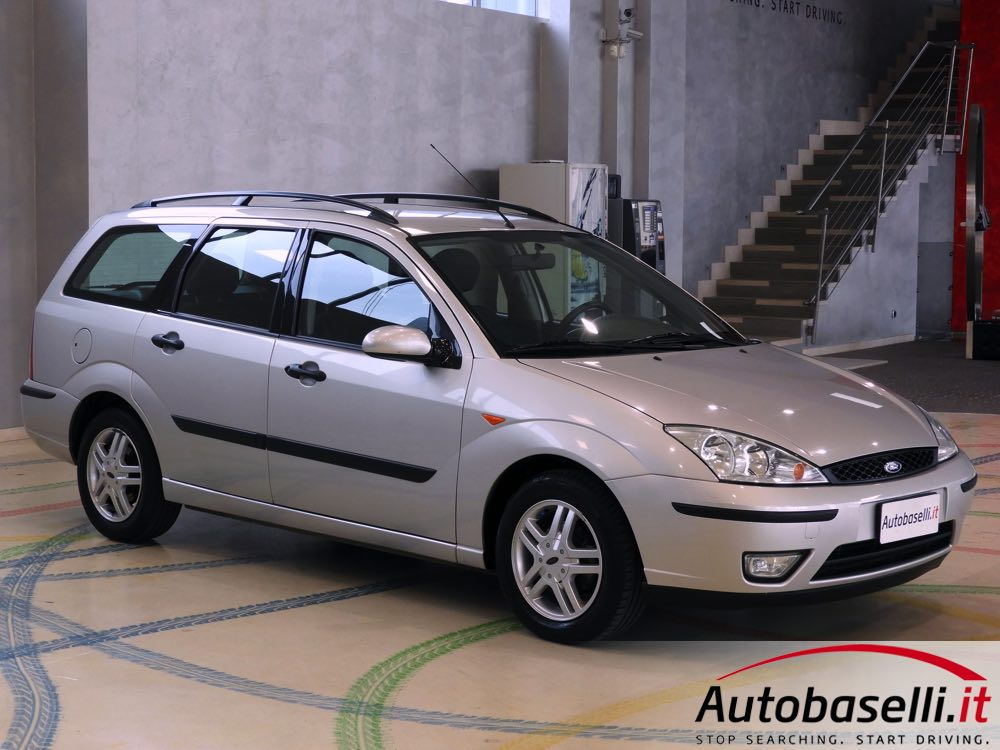 ford focus station wagon 1 8 tdci zetec