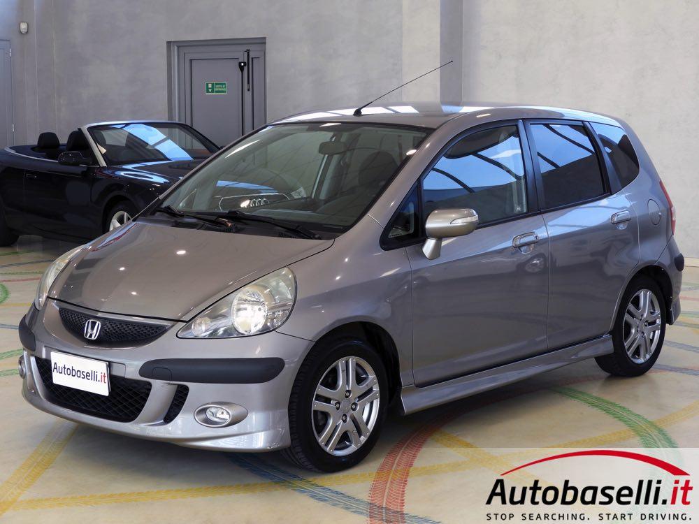 Honda Jazz 14 I Dsi Graphite Autobaselliit