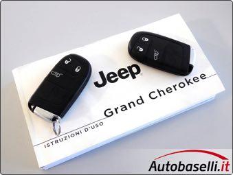 JEEP GRAND CHEROKEE 3.0 MJT OVERLAND NUOVO MODELLO