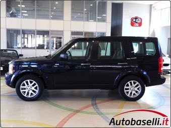LAND ROVER DISCOVERY 3 2.7 TDV6 SE AUTOMATICA
