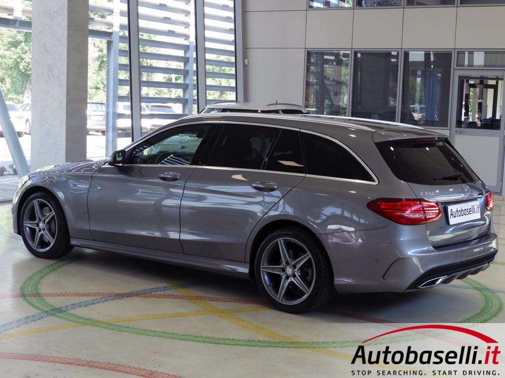 Mercedes C 250 D 4matic Sw Automatic Premium 204cv