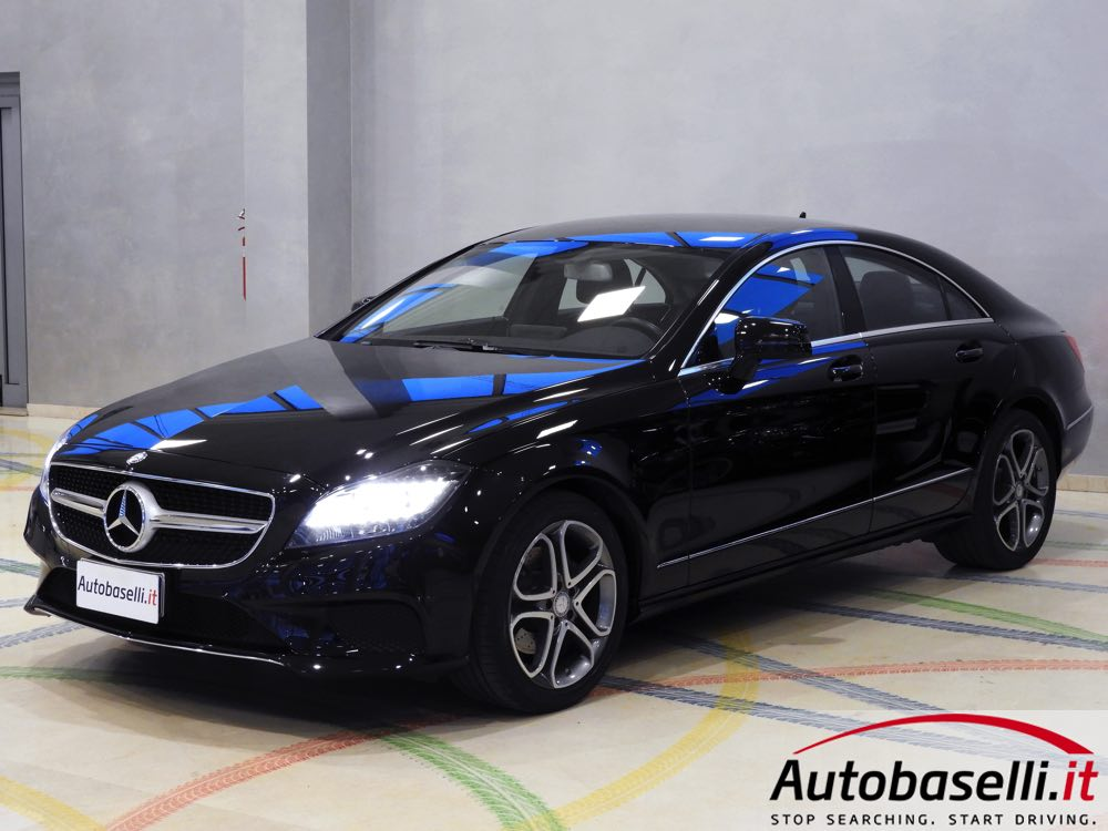mercedes cls 220 d bluetec sport 170cv automatica 9g tronic plus nuovo modello restyling. Black Bedroom Furniture Sets. Home Design Ideas