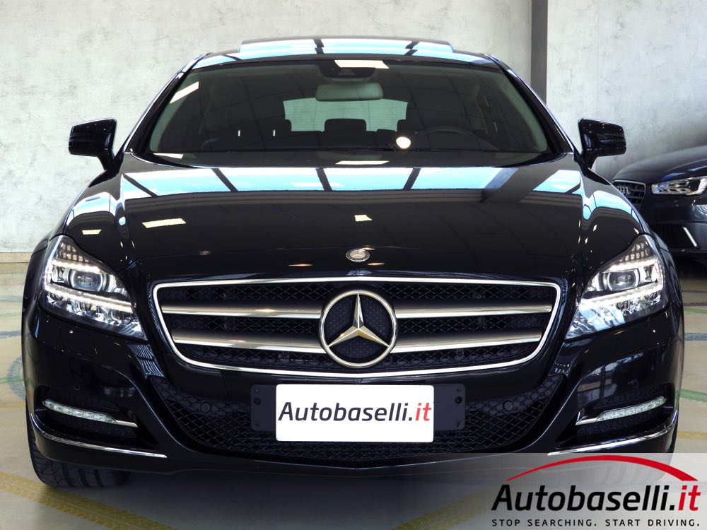 mercedes cls shootingbrake 250 cdi bluefficiency cambio. Black Bedroom Furniture Sets. Home Design Ideas