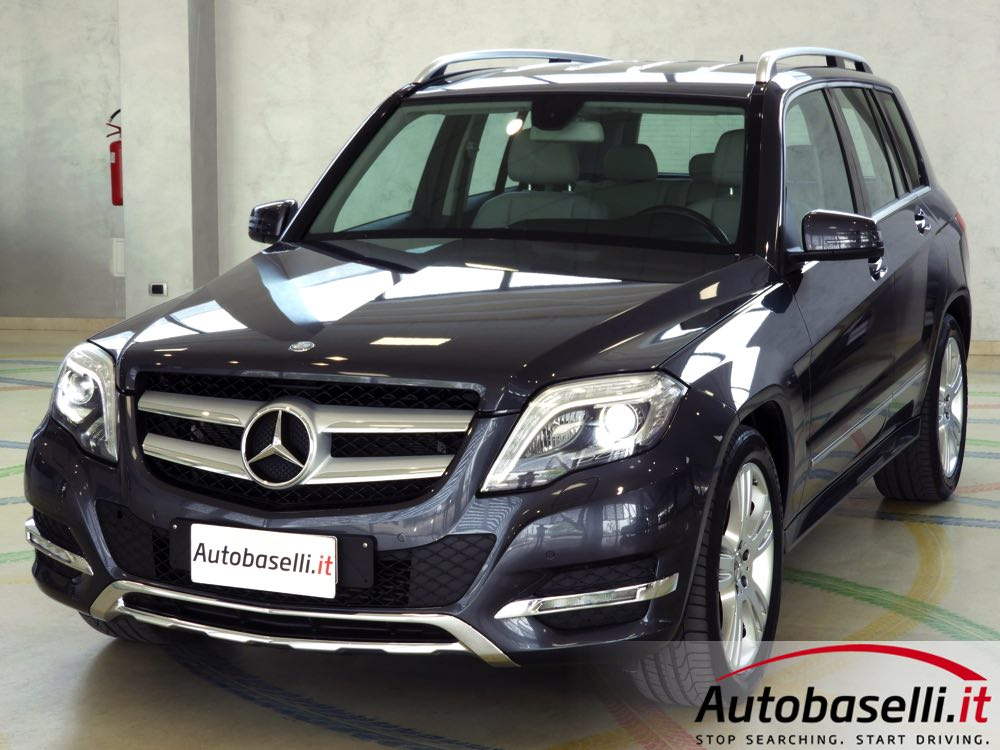 mercedes glk 220 cdi 4matic sport cambio automatico pad interni in pelle fari xeno luci. Black Bedroom Furniture Sets. Home Design Ideas
