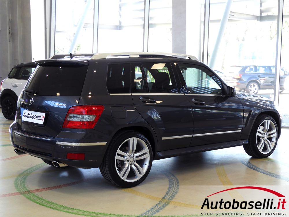 mercedes glk 220 cdi 4matic sport cambio automatico navigatore pelle bi xeno doppio. Black Bedroom Furniture Sets. Home Design Ideas