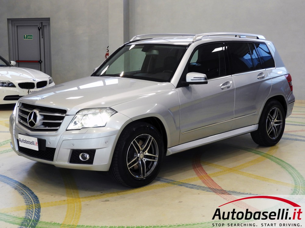 mercedes glk 320 cdi 4matic sport 7gtronic cambio automatico navigatore comand pelle fari. Black Bedroom Furniture Sets. Home Design Ideas