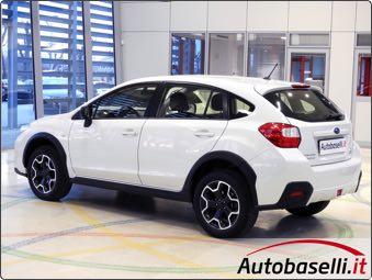 SUBARU XV 2.0 D AWD