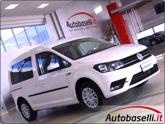 VOLKSWAGEN CADDY 2.0 TDI BLUEMOTION
