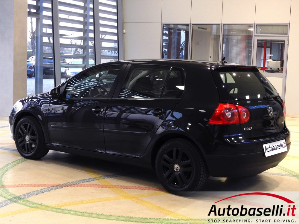volkswagen golf v 1 9 tdi 105cv 5 porte climatronic. Black Bedroom Furniture Sets. Home Design Ideas