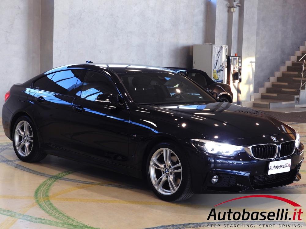 bmw 420 d gran coupe u0026 39  msport automatica