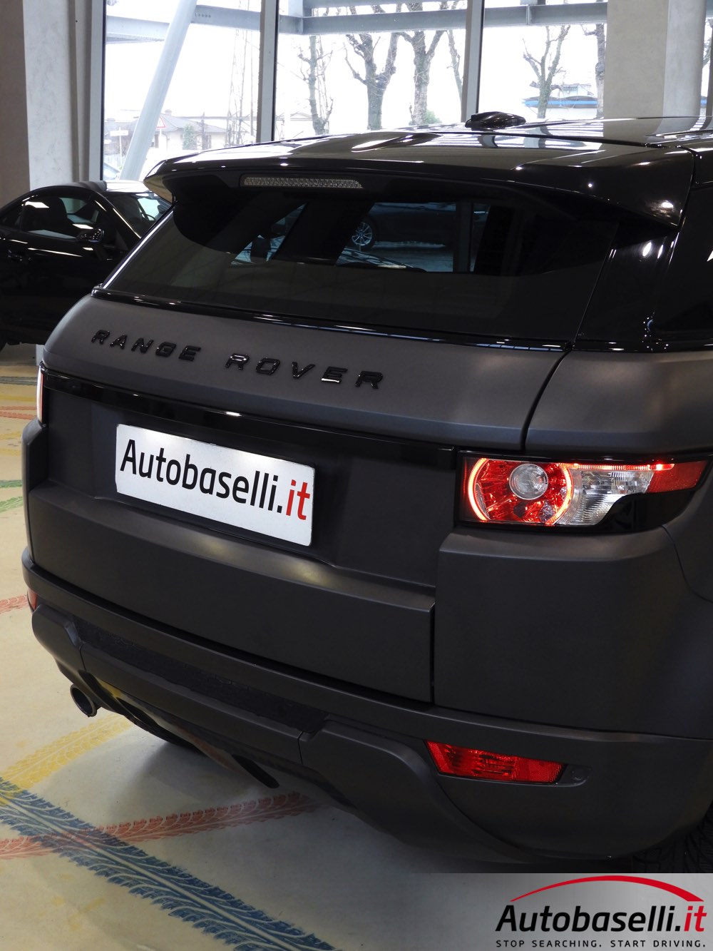 LAND ROVER RANGE ROVER EVOQUE 2.2 TD4 PURE TECH PACK ...