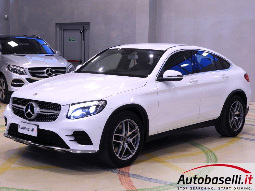 Mercedes Glc Coupe 220 Cdi 4matic Premium Autobaselli It