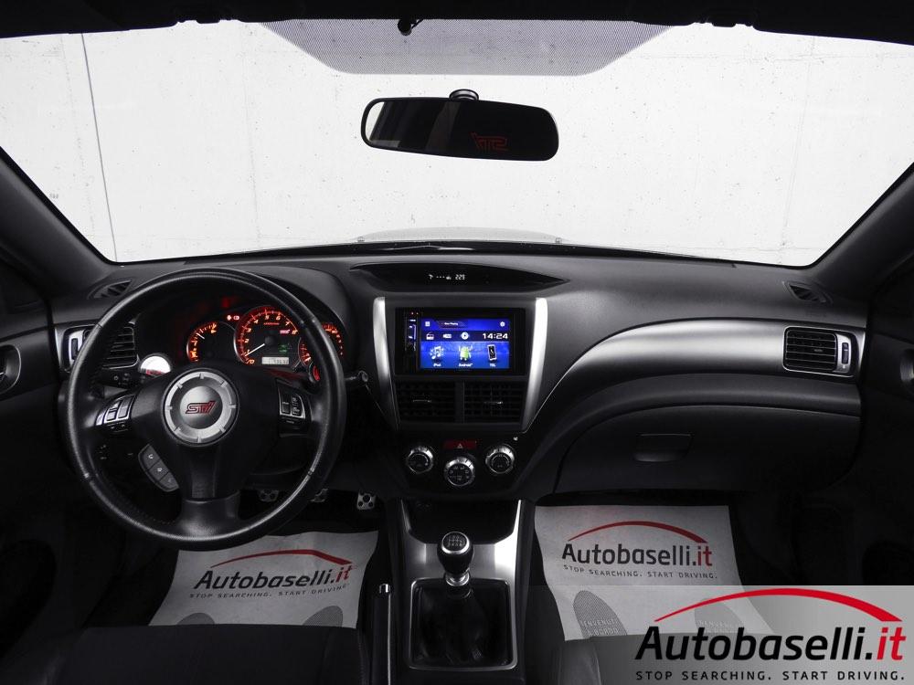 Subaru Impreza Wrx 2 5 Sti 300 Cv Interni Sportivi In