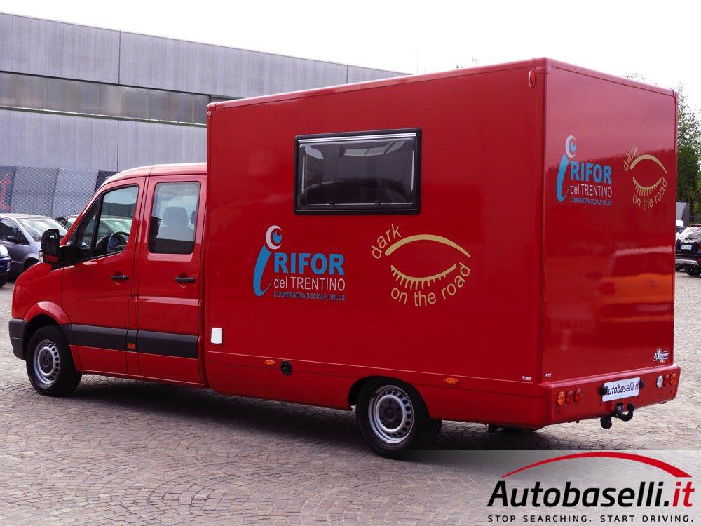 Ufficio Mobile Usato Catania : Volkswagen crafter tdi posti ufficio mobile