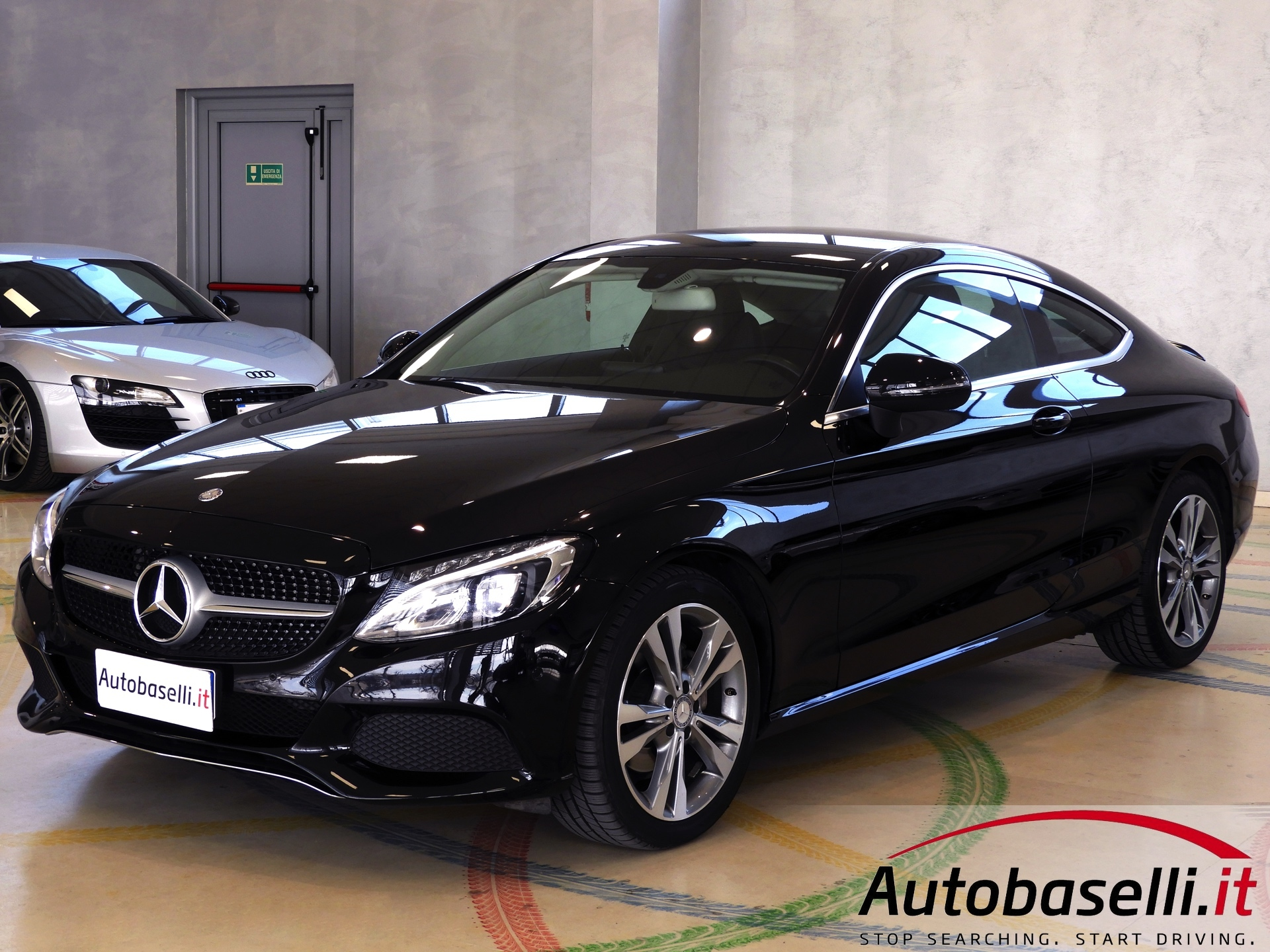 Mercedes C220 D Coupe Sport Automatica Autobaselli It