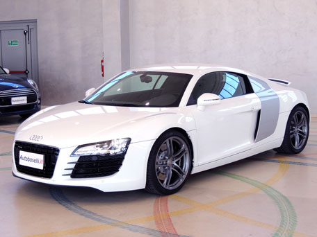 Audi R8 Autobaselli ...