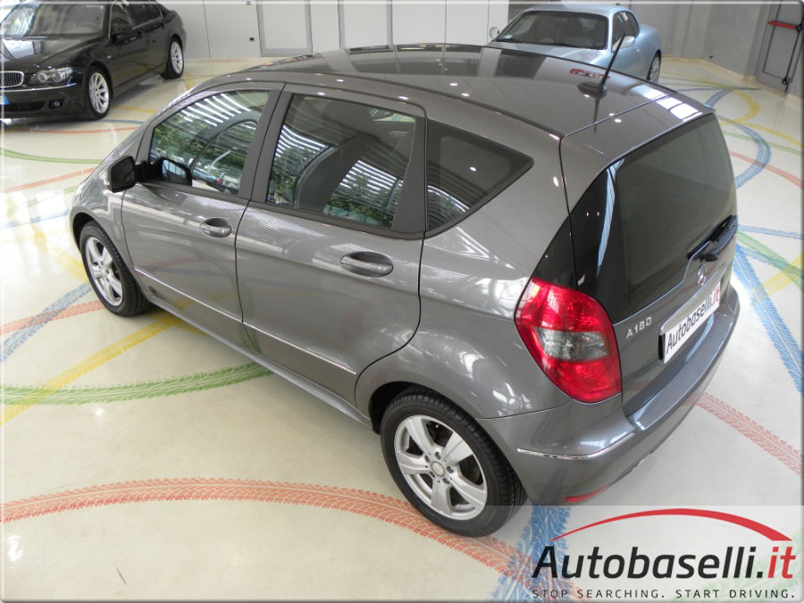 Mercedes a 180 cdi avantgarde nuovo mod automatica - Paraspifferi sottoporta automatico ...