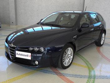 Alfa romeo 159 24 jtdm q4 210 cv ti sportwagon