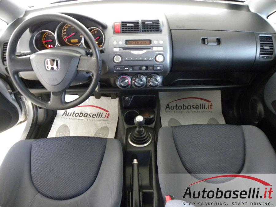 Honda Jazz 12 Ls 5 Porte Climatizzatore Radio Cd Servoaterzo