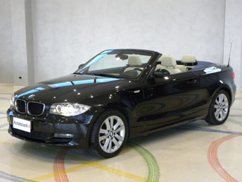 bmw 118d cabrio futura garanzia bmw best4 pelle xeno pdc 2xclima radio cd professional. Black Bedroom Furniture Sets. Home Design Ideas
