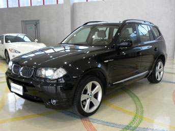 bmw x3 2 0 d attiva pack sport pelle xeno park distance control pack sport cerchi 19. Black Bedroom Furniture Sets. Home Design Ideas