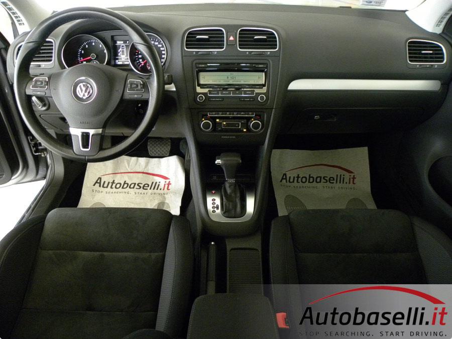 Volkswagen Golf Vi 1 4 Tsi Highline 160cv 5p Cambio Dsg Alcantara Sed Sport Volante Multif