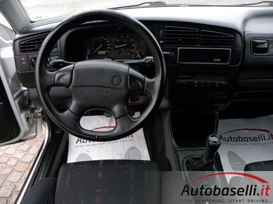 Volkswagen Golf Iii 2 0 5 Porte Gti Climatronic Cerchi